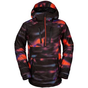 Volcom Brighton Hooded Pullover Jacket - Men's