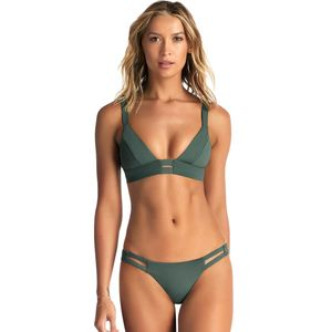 Vitamin A Neutra Hipster California Cut Bikini Bottom - Women's