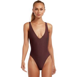 Vitamin A Alana California Cut Bodysuit - Women's