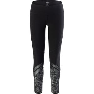 Vogo Activewear Color Block Mesh Legging - Women's