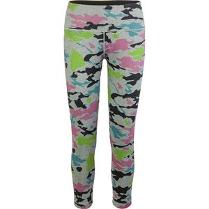Vogo Activewear Multicolored 7/8 Camo Capri Leggings - Women's