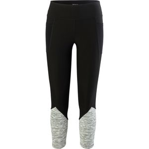 Vogo Activewear Solid & Space Dye 7/8 Legging with Mesh Pockets - Women's