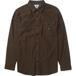 Vissla Sea Weed Flannel Shirt - Men's