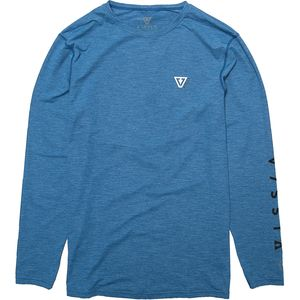 Vissla All Time Long-Sleeve Rashguard - Men's