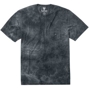 Vissla Calipher Embroidery Short-Sleeve Tie Dye T-Shirt - Men's