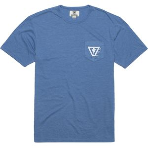 Vissla Established Snow Short-Sleeve Pocket T-Shirt - Men's