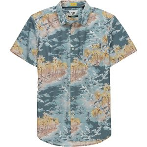 Vissla Islander Woven Short-Sleeve Shirt - Men's