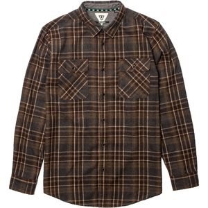Vissla Woodhaven Wool Flannel Shirt - Men's