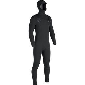 Vissla 7 Seas Hooded 5/4/3 Long-Sleeve Wetsuit — Men's