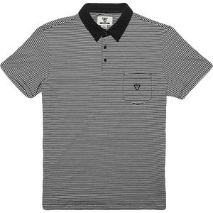 Vissla Spokes Polo Shirt - Men's