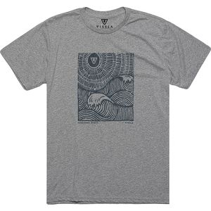 Vissla Waves Recover Short-Sleeve T-Shirt - Men's