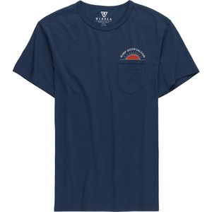 Vissla Surf Goon Saloon Short-Sleeve T-Shirt- Men's