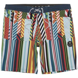 Vissla Dripped Board Short - Boys'