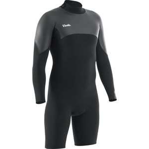 Vissla 7 Seas Back Zip Long-Sleeve Spring Wetsuit - Men's