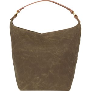 Wood and Faulk Anvers Market Tote