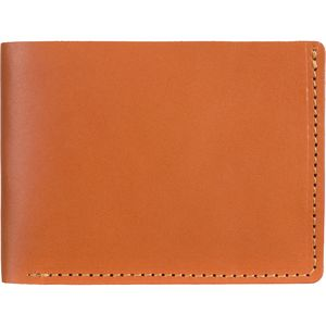 Wood and Faulk Classic Billfold Wallet