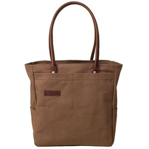 Wood and Faulk Canvas Tool Tote - Women's