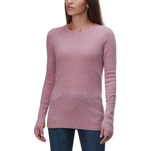 White + Warren Thermal Crewneck - Women's