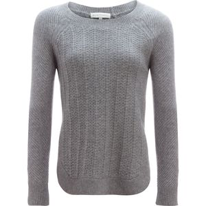 White + Warren Luxe Stitch Crewneck Sweater - Women's