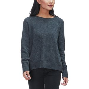 White + Warren Essential Sweatshirt - Women's