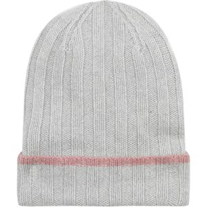 White + Warren Wide Rib Beanie - Women's
