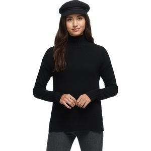 White + Warren Funnel Neck Pullover - Women's