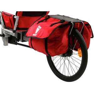 Weehoo Venture Rack And Pannier Kit