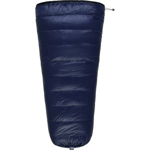 Western Mountaineering Semilite Foot Sleeping Bag: 20 Degree Down