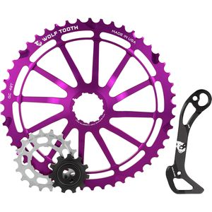 Wolf Tooth Components WolfCage and Giant Cog Kit for Shimano 11sp