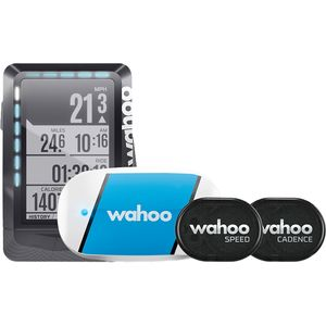 Wahoo Fitness ELEMNT GPS Bike Computer Bundle