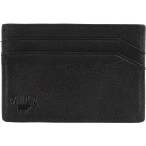 Will Leather Goods Sampson Slim Card Case - Men's