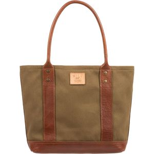 Will Leather Goods Signature Canvas & Leather Everyday Tote - Women's