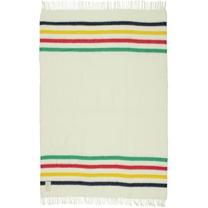 Woolrich Hudson's Bay Capote Throw Blanket
