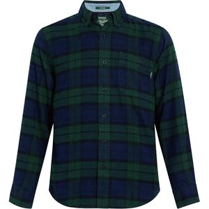 Woolrich Trout Run Classic Flannel Long-Sleeve Shirt - Men's