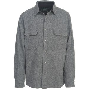 Woolrich Wool Alaskan Long-Sleeve Shirt - Men's