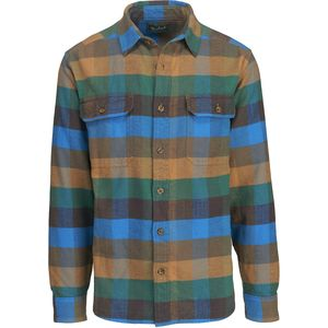 Woolrich Oxbow Bend Modern Flannel Shirt - Men's