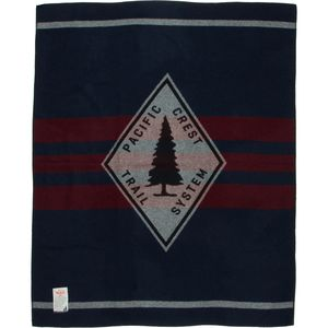 Woolrich Pacific Crest Trail Jacquard Blanket
