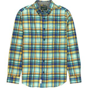 Woolrich Oak View Eco Rich Shirt - Long-Sleeve - Men's