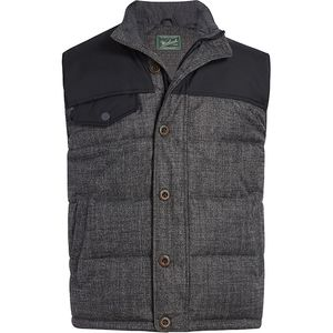 Woolrich Bitter Chill Wool Loft Vest - Men's