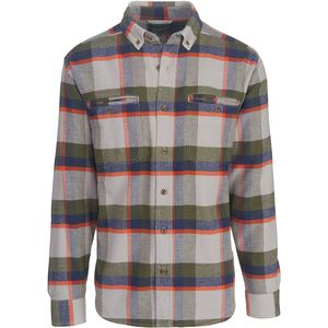 Woolrich Oxbow Pass Modern Eco Rich Flannel Shirt - Men's