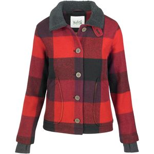 Woolrich Giant Buffalo Wool Jacket - Women's