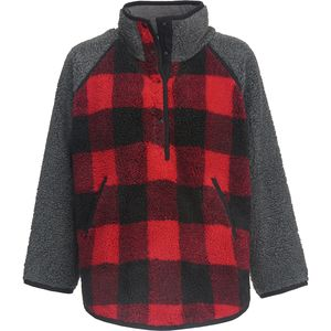 Woolrich Glacier View Fleece Poncho - Women's