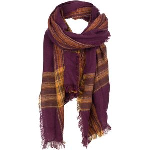 Woolrich Crosshatch Wrap - Women's