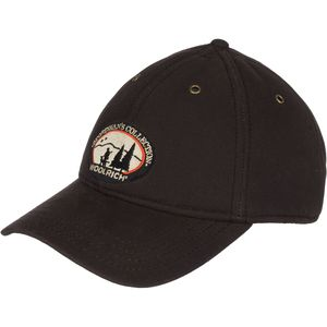 Woolrich Oil Cloth Baseball Cap
