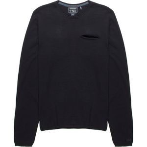 Woolrich Dry Slub Crew Sweater - Men's