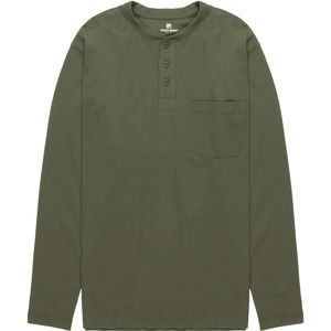 Woolrich Pocket Henley Long-Sleeve Shirt - Men's