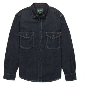 Woolrich Hemlock Denim Shirt - Men's