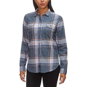 Woolrich Eco Rich Twisted Rich Flannel Shirt II - Women's