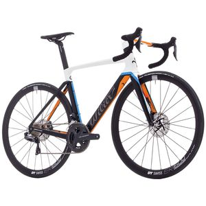 Wilier Cento10AIR Disc Ultegra 8070 Di2 Complete Road Bike - 2018