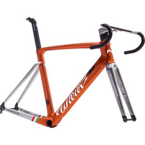 Wilier Cento10AIR Disc Road Frameset - Ramato